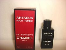 Chanel Antaeus edt 4 ml.mini, it's an old and original formula of Chanel