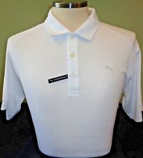 NEW PUMA POUNCE POLO SOLID GOLF SHIRT, PICK A COLOR and SIZE, $70, 16 Colors
