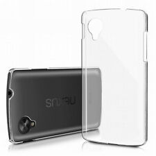 Ultra-Thin Transparent Clear Soft TPU Case Cover Skin For LG Google Nexus 5 DO
