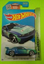Hot Wheels 2015 Custom '12 Ford Mustang 240/250 HW Workshop HW Drift Race