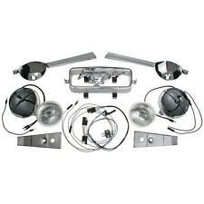 Mustang GT Fog Light Corral Switch Kit Complete Brand NEW! 1966 66 Quality Parts
