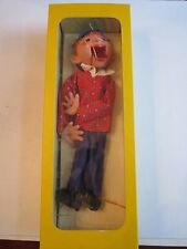 "VTG. PELHAM PUPPETS - BOY - MARIONETTE - HAND MADE IN ENGLAND - 11 1/2"" LONG -"