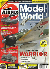 AIR FIX MODEL WORLD, APRIL, 2012  ( RISE OF THE WARRIOR MODEL BUILD, FOUR VIEW )