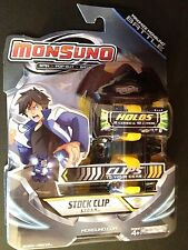 Jakks Monsuno Stock Clip - STORM - Holds 2 Cores and 10 Cards - Brand new in Box