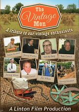 Vintage Men (2016 Classic Car DVD Free UK P&P)
