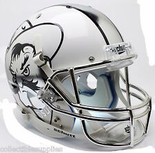 OKLAHOMA STATE COWBOYS ICY PETE SCHUTT XP REPLICA FULL SIZE FOOTBALL HELMET