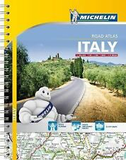 Atlas (Michelin): Michelin Italy Road Atlas by Michelin (2014, Spiral)