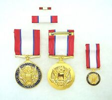 Agency, Department of the Army Distinguished Service Medal, set of 4