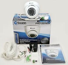 NEW Swann Pro-771 Professional All-Purpose Dome Camera Night Vision Sony CCD 35m