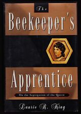 Laurie R. King. THE BEEKEEPER'S APPRENTICE. 1st/1st, F/F. SHERLOCK HOLMES!