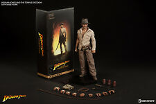 Sideshow Toys Indiana Jones & The Temple of Doom 1/6 Scale Figure Set New