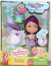 BERRY BEACHY Plum Pudding strawberry shortcake Doll NEW Color Changed Magic