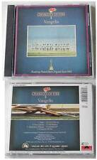 Vangelis - Chariots Of Fire .. 1981 Silver Red Polydor CD TOP