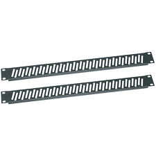 Middle Atlantic VPANEL-1U-2PK Essex Flanged Vent Rack Panel