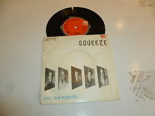 """SQUEEZE - Last Time Forever - 1985 UK 2-Track 7"""" Vinyl SIngle"""