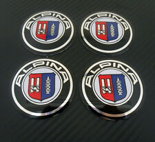 56mm Wheel Hub Cap Emblem Badge Logo Decal Sticker Alpina u#422