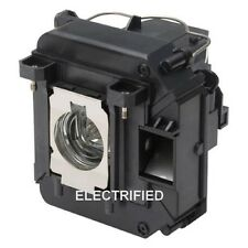 ELPLP60 V13H010L60 LAMP IN HOUSING FOR EPSON PROJECTOR MODEL EB93