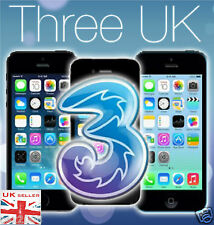 Tre 3 UK Hutchison iPhone 6+ 6 5C 5S 4S Ufficiale Carphone Warehouse Sbloccare