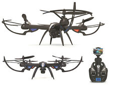 Large HD WiFi Camera Drone I8W 2.4Ghz 4CH 6-Axis iDrone RC Headless Quadcopter