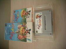 FURAI NO SIREN ENIX RPG SFC SUPER FAMICOM JAPAN IMPORT COMPLETE IN BOX!