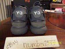 NEW Adidas Y-3 Qasa High Cool Grey size 10.5 boost yeezy