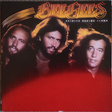"BeeGees ""Spirits Having Flown"" NM VINYL LP ""Too Much Heaven"", ""Tragedy"""