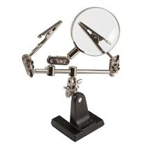 TOOL:  HFT 60501:  HELPING HAND WITH MAGNIFIER