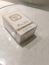 NEW SEALED VINTAGE DIOR Miss Dior Parfum Perfume Baccarat Mini Amphora bottle 2M
