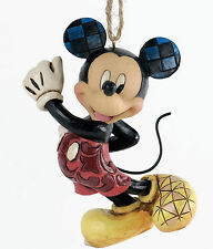 A25904 Modern Day Mickey Mouse -  Disney Hanging Ornament NEW IN BOX  19881