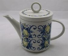 Villeroy & and Boch CADIZ teapot with lid BG368 tea pot