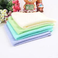 Soft fiber pet wash cloth super absorbent towel for the dog cat 30 * 30CM