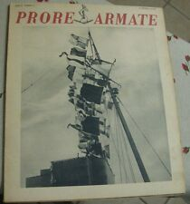 PRORE ARMATE - ANNO II N. 19 21 GENNAIO 1943
