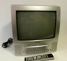 "Toshiba TV/DVD Combo Color Television 13"" Model MD13Q41 with Remote TESTED!"