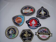 OMEGA SPEEDMASTER PATCH COLLECTION 50 ANNIVERSARY