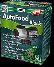 JBL AutoFood Black automatic feeder fish food holiday breeder aquarium auto food