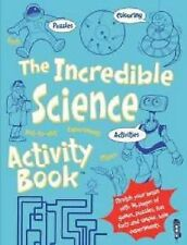 The Incredible Science by Jen Green (2014, Paperback, Activity Book)