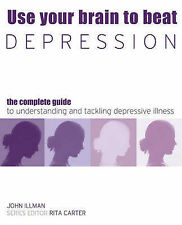Use Your Brain to Beat Depression,VERYGOOD Book