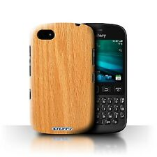 STUFF4 Phone Case for Blackberry Smartphone/Wood Grain Effect/Pattern/Cover