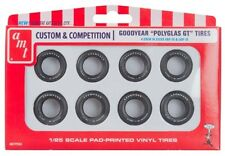 AMT [AMT] 1:25 Goodyear Polyglas GT Tires Pack (8) PP006 AMTPP006