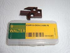 NEU Walter 1 Halter MSS-E25R15 GX24-3 A50-70 für 3mm GX24 Stechplatten Rechnung
