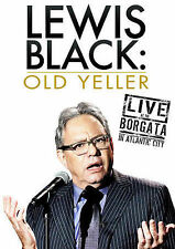 Lewis Black: Old Yeller - Live at the Borgata in Atlantic City (DVD) BRAND NEW