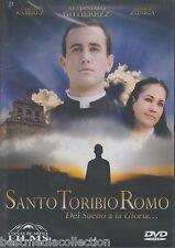 Santo Toribio Romo DVD NEW Del Sueno A La Gloria PELICULA Nueva Estreno SEALED
