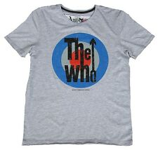 AMPLIFIED THE WHO Target 68 70'er Kult Vintage Print Desing T-Shirt g.M/L 50/52