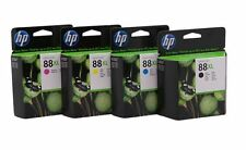 4 x inchiostro originale HP OfficeJet Pro k550 k5400dn k8600dn/88xl c9391ae-c9394ae