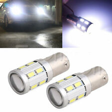 2X 12V 1156 BA15S P21W 5630 12 SMD LED Lamp Turn Signal Reverse Tail Light