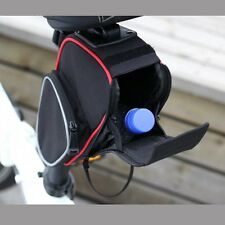 New Waterproof Cycling Seat Pouch Bicycle Tail Rear Storage Bike Saddle Tube Bag