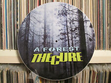 "THE CURE - A FOREST ULTRA RARE 12"" PICTURE DISC PROMO SINGLE (MIXED UP) LP NM"