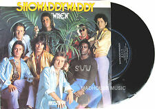 "ROCKABILLY SHOWADDYWADDY 7"" When / Superstar 1977 FRENCH Great Pic Sleeve UNP."