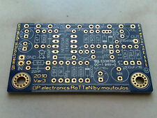 2x Rat Distortion RoTTeN DIY Guitar Effect PCB Board by moutoulos ™