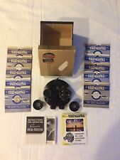 Vintage 1946 Sawyers View-master with 10 reels, in box with instructions,